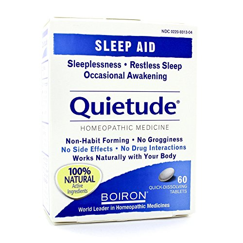 Quietude Restless Sleep Tablets - 60 per pack -- 1 each.