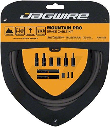 Jagwire Pro Brake Cable Kit Mountain SRAM/Shimano, Ice Gray by Jagwire