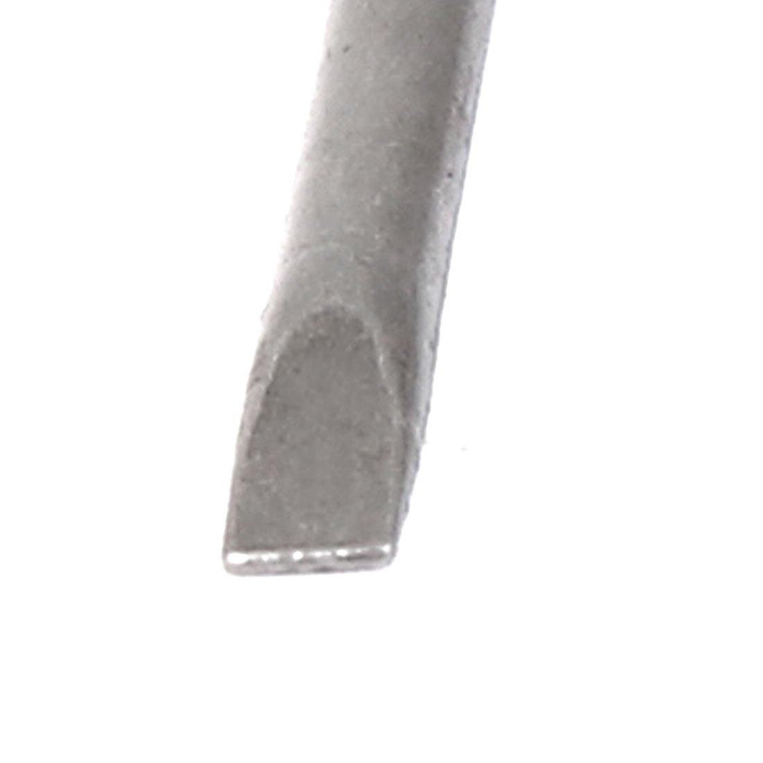 eDealMax 2 mm de cabeza plana redonda vástago del cuerpo magnético ...