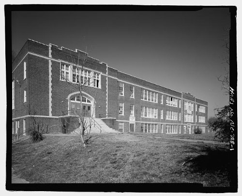 Photo: North Elementary School,1500 Patterson Avenue,Winston-Salem,Forsyth - Of Avenues Forsyth
