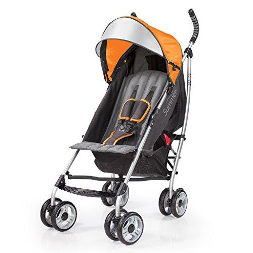 Summer Infant 2015 3D Lite伞车,携带超方便