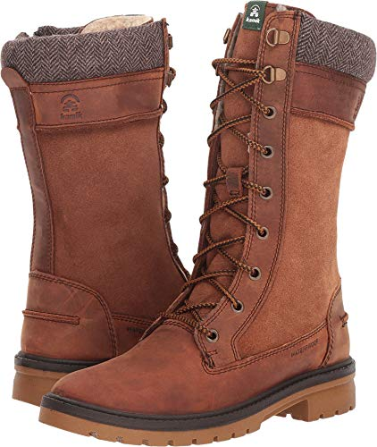 200g Thinsulate Insulation - Kamik Rogue 9 Boot - Cognac - Womens - 9