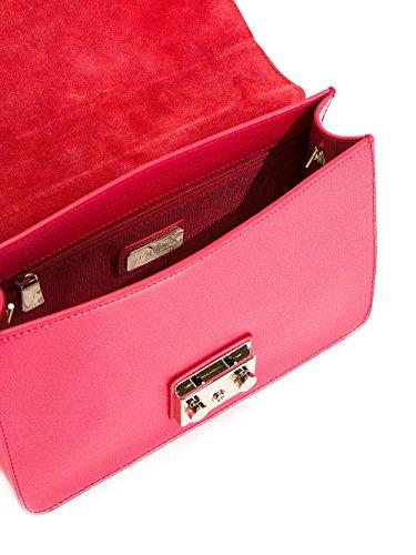 Furla Borsa A Spalla Donna 851203RUB Pelle Rosso