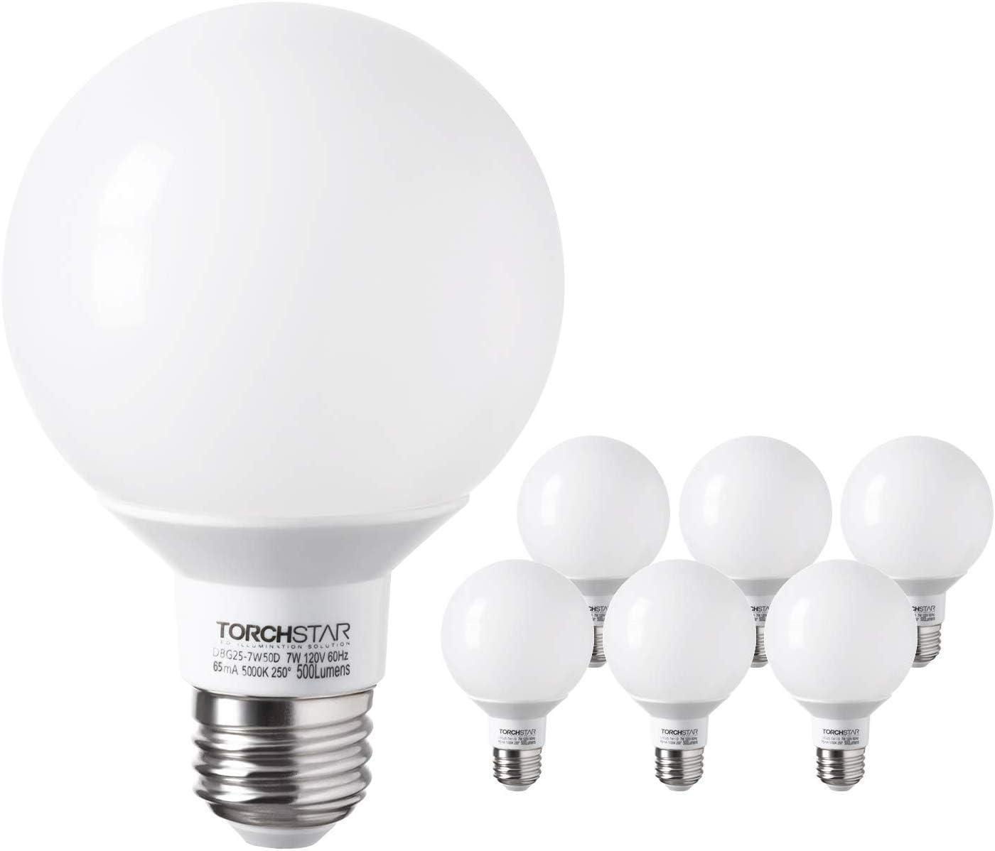 TORCHSTAR G25 Globe led Bulb