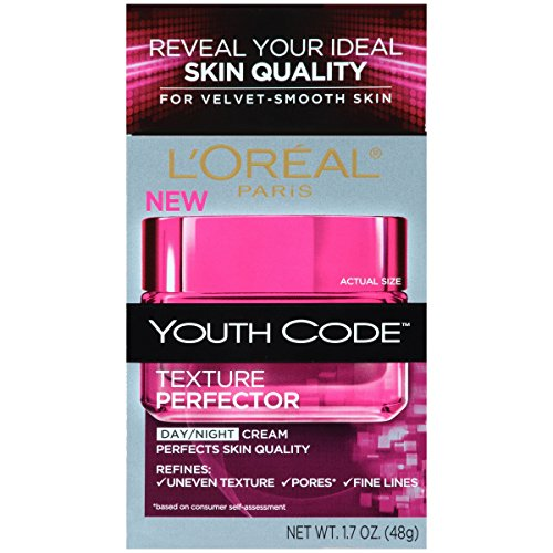 L'Oreal Paris Youth Code Texture Perfector Day/Night Cream,