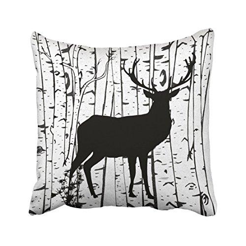 Decorative Deer (Pillowcover 16