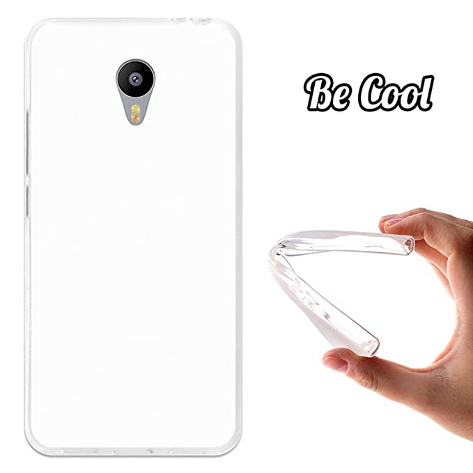 Becool® - Funda Gel Flexible para Meizu M3 Note .Carcasa TPU fabricada con la mejor Silicona protege, se adapta a la perfección a tu Smartphone y con ...