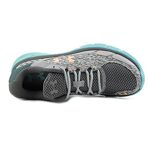 Under Armour Micro G Velocity Run Storm Women's Running Shoes Steel/Neptune XceSAD