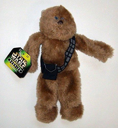 (Star Wars Buddies Chewbacca Black Belt Plush)