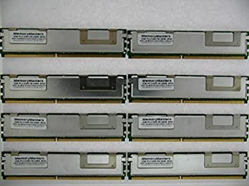 8X2GB 16GB FOR DELL POWEREDGE 1900 1950 1950 III 1955 1955* 2900 2900 III 2950