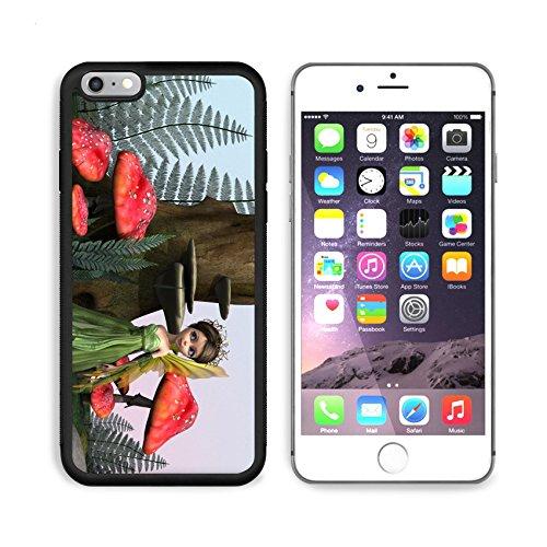 Liili Premium Apple iPhone 6 Plus iPhone 6S Plus Aluminum Backplate Bumper Snap Case iPhone6 Plus IMAGE ID: 20270674 Little cute Fairy in a fantasy woodland200 - Magical Girl Costume Maker