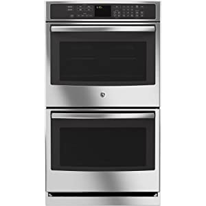GE PT7550SFSS Double Oven