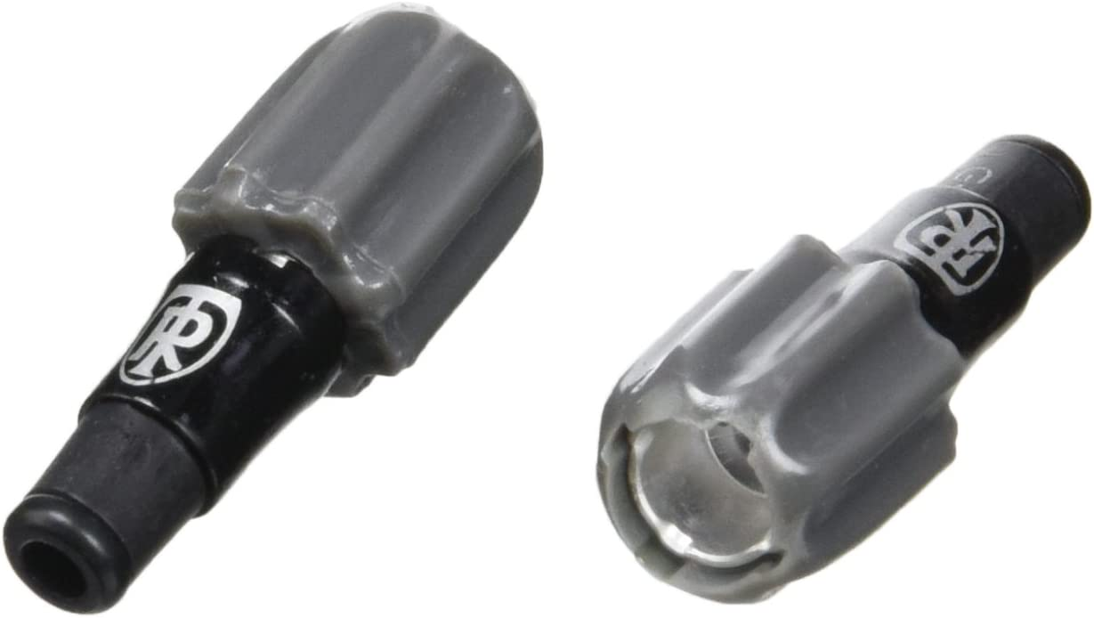 Jagwire Sport 4mm Direct Rocket II Cable Tension Adjusters Pair Black