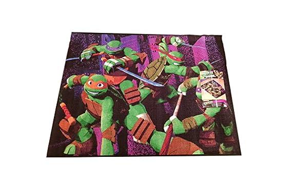 Nickelodeon - Alfombra Decorativa para niños, diseño de Las ...