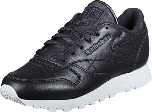 scarpe da perlata ginnastica Reebok pelle BD4308 donna nbsp;da Nero Classico modello in A0dqwxC51