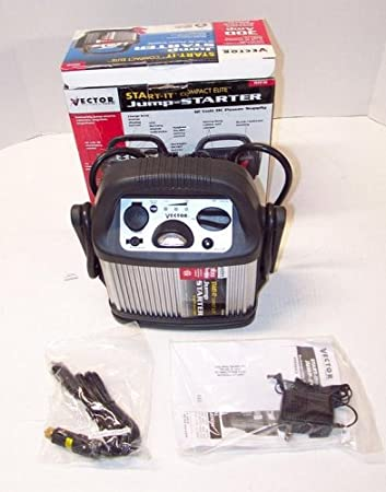 amazon.com: vector 300 amp jump starter and 12v power supply: automotive  amazon.com