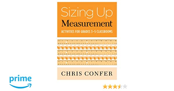 Amazon.com: Sizing Up Measurement: Activities for Grades 3-5 ...