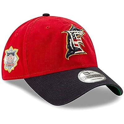 New Era Miami Marlins 2019 Stars & Stripes 4th of July 920 9TWENTY Adjustable Cap Hat