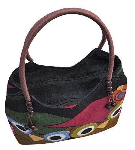 Eule Eulen Tasche Handtasche Henkeltasche ***EULENMOTIV UND VERSPIELTE ACCESSOIRES*** Shopper Schultertasche Eulenmotiv Umhängetasche - VINTAGE LOOK - absolut cool und stylish