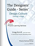 img - for Design Culture: Getting it Right (The Designers  Guide Series  Book 5) book / textbook / text book