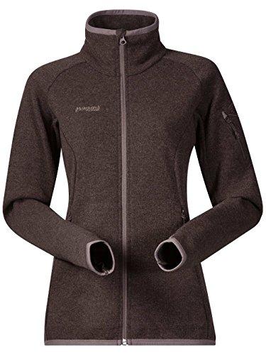 Bergans Reinfann Lady Jacket - Fleecejacke für Outdoor und Freizeit cocoa/light cocoa
