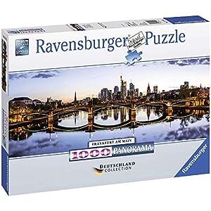 Ravensburger Frankfurt Puzzle Da Adulti Multicolore 1000 Pezzi 15162