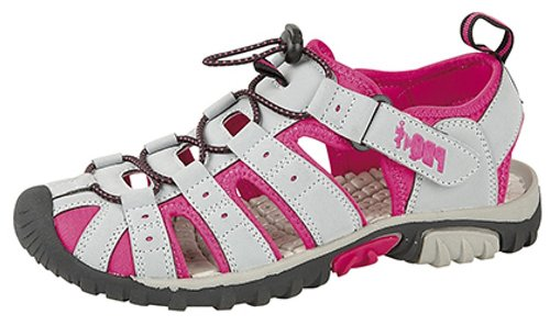 fuchsia Toggle Ladies Touch Terminale Chiusura amp; Grey Sports Sandali Trail gTHFqFzZxn