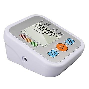J&T Tensiómetro de Brazo Digital, Tensiómetro Médico Medición Automática de la Presión Arterial y Pulso