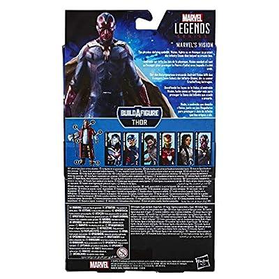 Avengers Marvel Legends Series Captain America: Civil War 6