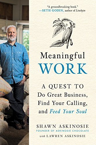 Meaningful Work: A Quest to Do Great Business, Find Your Calling, and Feed Your Soul (Questions To Ask Customers About Your Service)