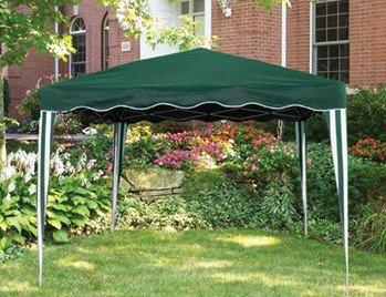 Garden Style - Pérgola para jardín (3 x 3 m, fácil de montar, para ...