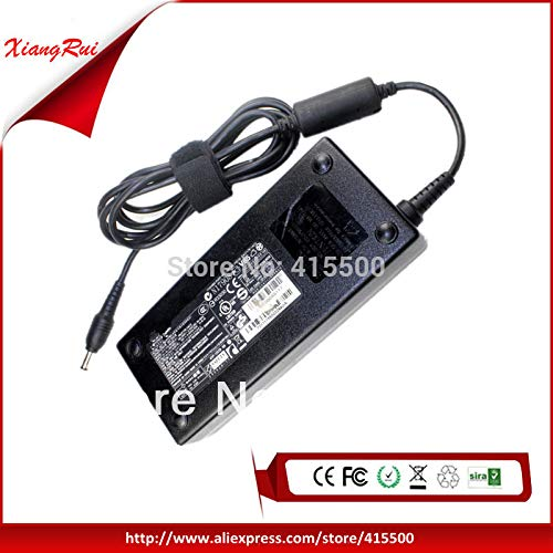 Pukido 19V 6.32A 120W Genuine All In One Desktop PC Adapter For Toshiba Satellite P35 Series With 5.52.5mm DC Plug PA5083U-1ACA - (Plug Type: UK)