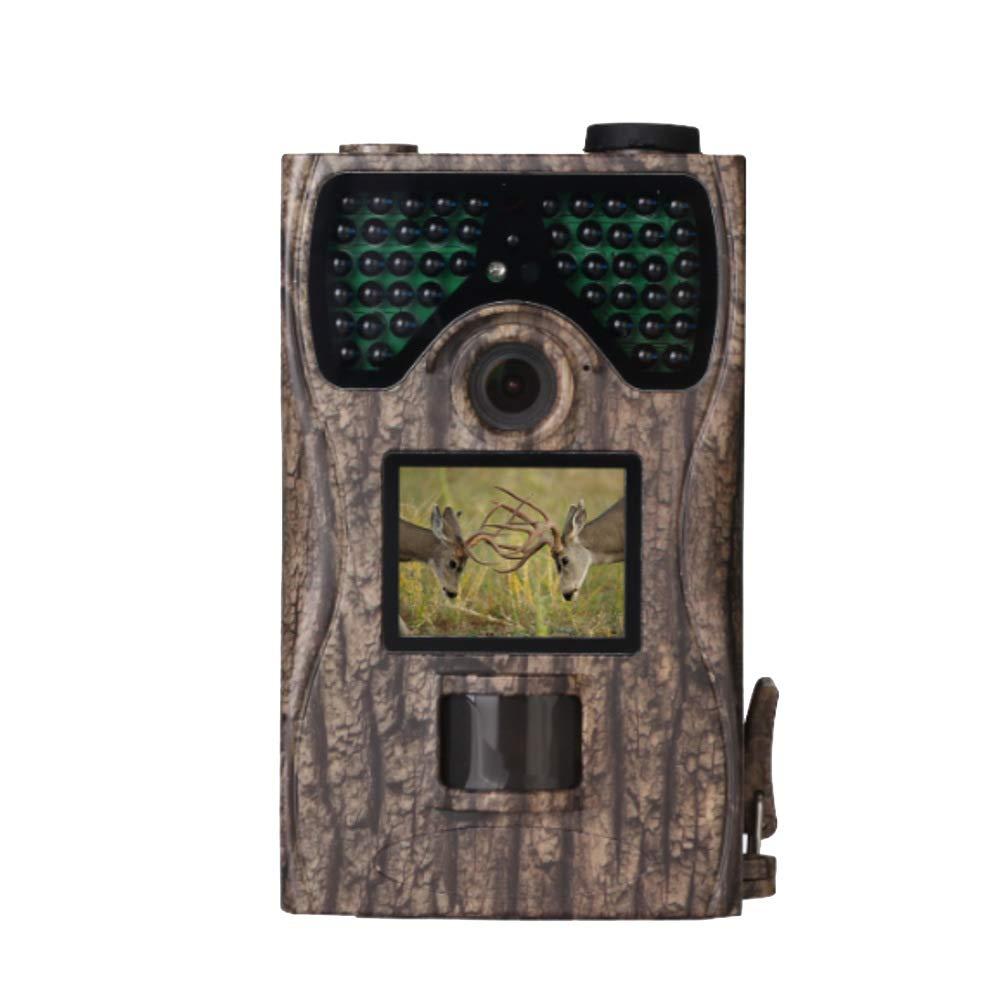 QLPP Caza Scout cámara con 12MP 1080P visión Nocturna 120 ...
