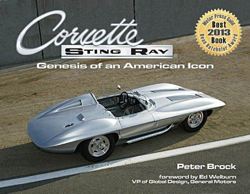 Corvette Sting Ray Genesis of an American Icon (1963 Corvette Stingray Split Window)