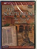 img - for The Scriptorium, The Story Of The Bible (DVD, Widescreen) book / textbook / text book