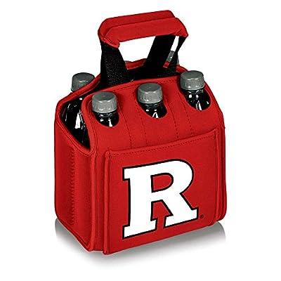 X-Games Rutgers Beverage Buddy Bag (6 pack), Red