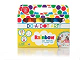 water based mixing medium - Do A Dot Art! Markers 6-Pack Rainbow Washable Paint Markers, The Original Dot Marker