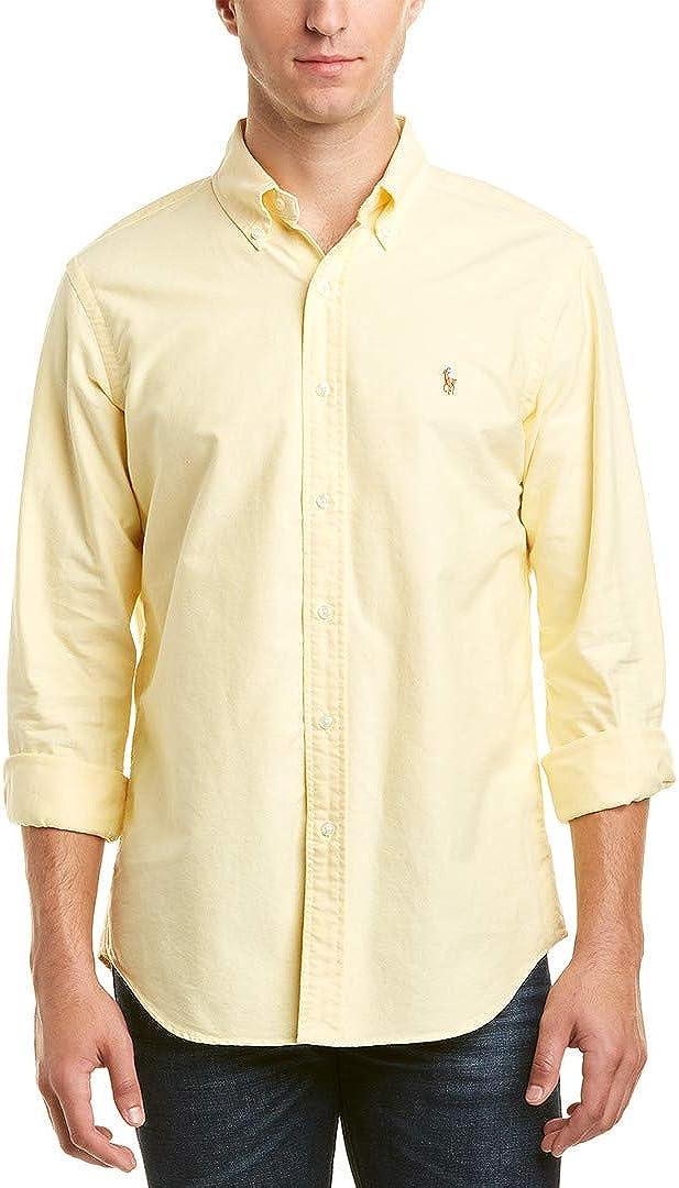 Ralph Lauren Polo Men's Long Sleeve Classic Fit Oxford