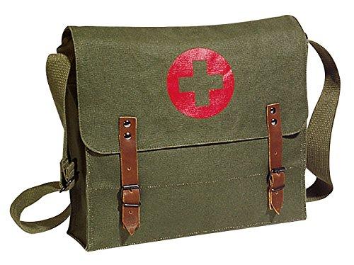 Rothco Canvas NATO Medic Bag - Olive Drab