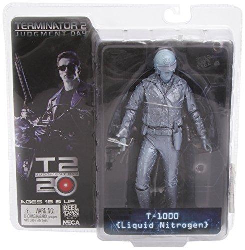 Terminator Series 3 T-1000 - Liquid Nitrogen - 7 inch Action Figure