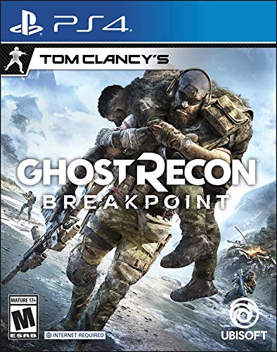 Tom Clancy's Ghost Recon Breakpoint - PlayStation 4 (Tom Clancys Ghost Recon Wildlands Discount Code Ps4)