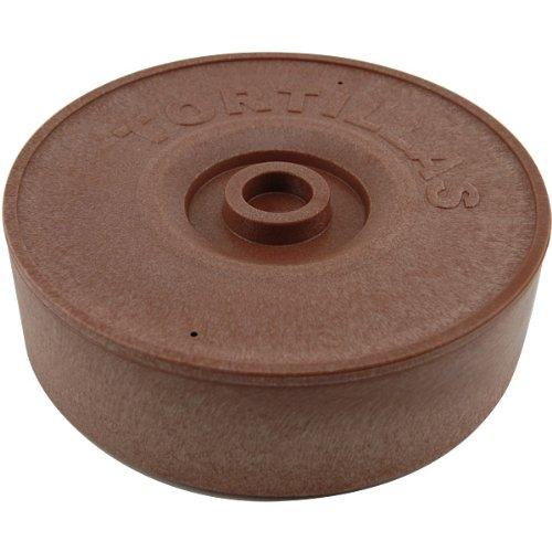 Winco PTW-8  8-1/2-Inch Diameter Tortilla Warmer, 2-5/8-Inch Height (Plastic Tortilla Warmer)