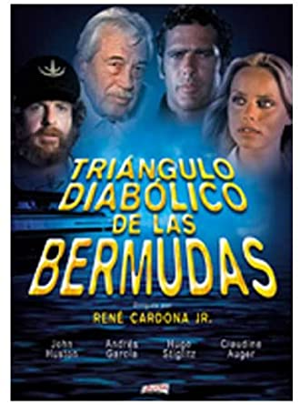 El Triangulo Diabolico De Las Bermudas 1978 Demon Of The Bermuda Triangle Non Us Format Region 2 Import Cine Y Tv