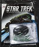 Star Trek Starships Issue 39 Romulan Drone by Eaglemoss