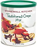 #9: Stonewall Kitchen Traditional Crepe Mix, 16 Ounce