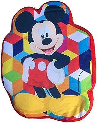 Desconocido Kids Mickey Cojín Nube 35cm, Varios, 35 cm ...