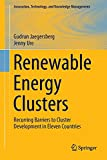 img - for Renewable Energy Clusters: Recurring Barriers to Cluster Development in Eleven Countries (Innovation, Technology, and Knowledge Management) book / textbook / text book