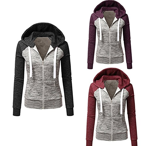 Newbestyle Shirt Printemps Manches Femme Longues Hoodies Automne Sweat AA6aqfw