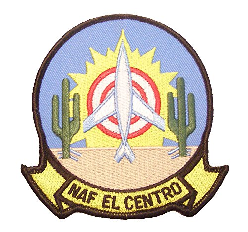 NAVAL AIR FACILITY EL CENTRO PATCH - Color - Veteran Owned - Stores Centro El