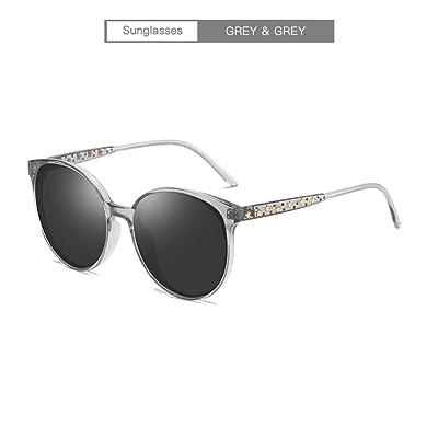 ZHOUYF Gafas de Sol Ojo De Gato Gafas De Sol Mujer Moda Damas Gafas De Sol Mujer Vintage Sombras Gafas De Sol Feminino Uv400, A: Deportes y aire libre